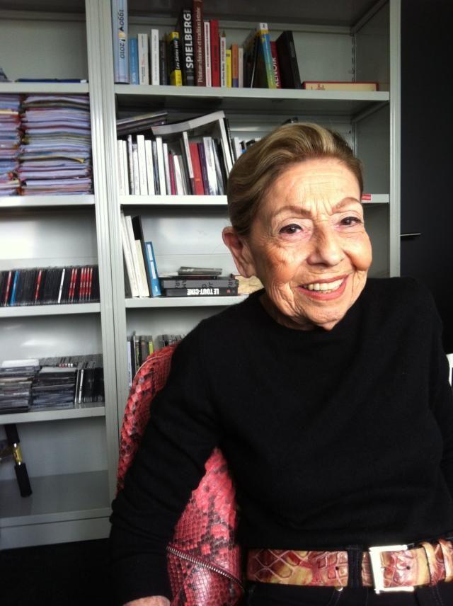 Benjamine Radwanski, la reine de Montparnasse