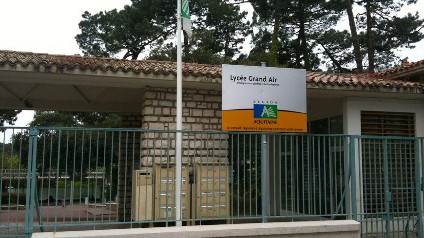 Le lycée Grand Air d'Arcachon