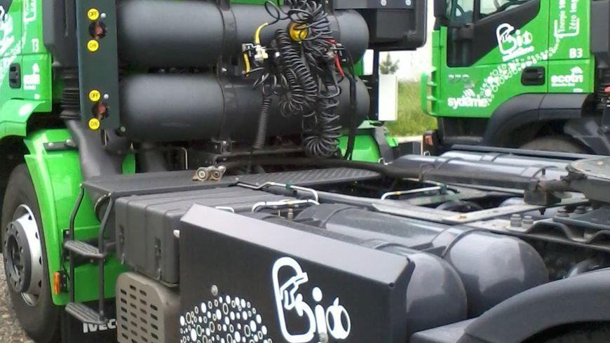 camion BIO GNV