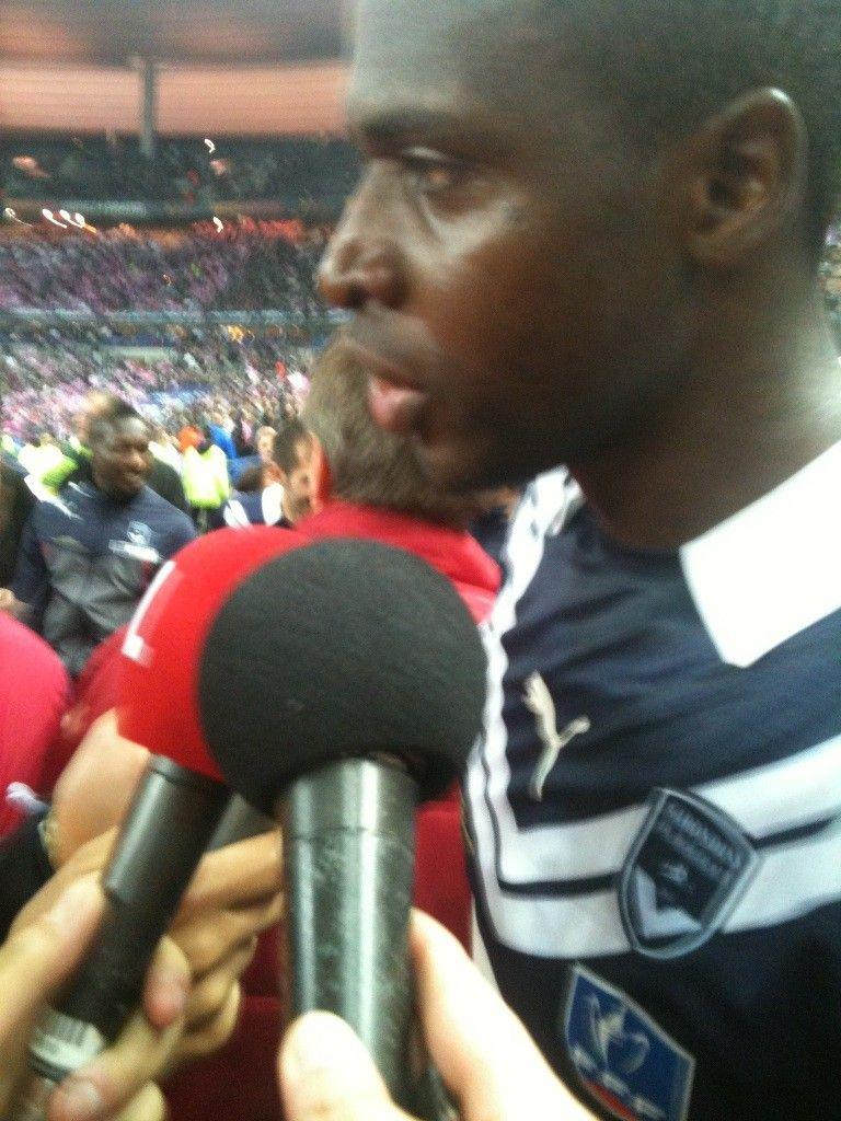 Cheick Diabaté, le héros du match