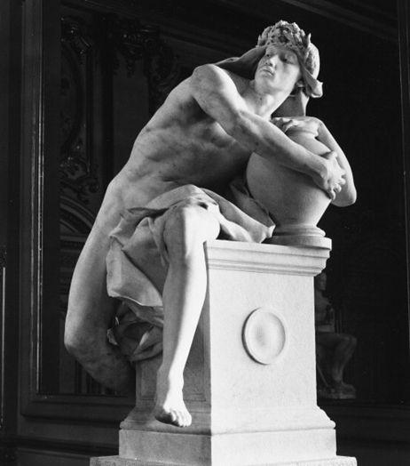 Une page d'histoire : le sculpteur Rémois René de St Marceaux