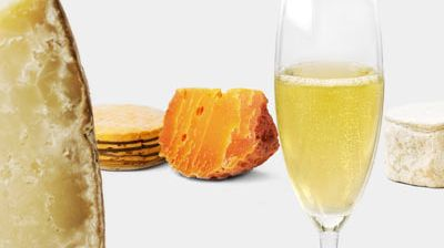 Fromage et Champagne