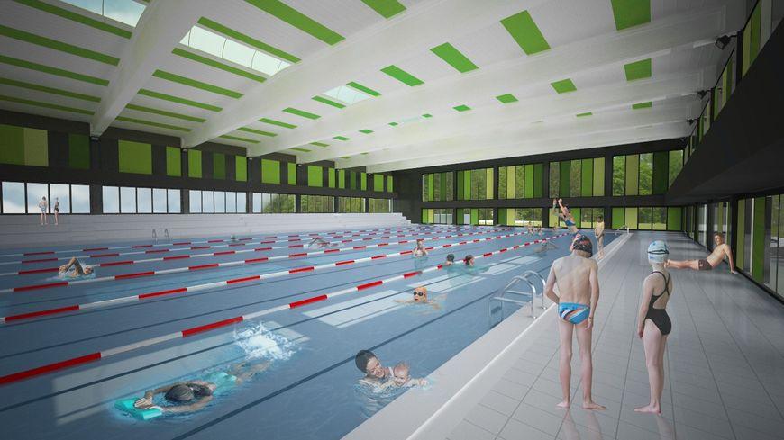 La future piscine Olympique Lothaire à Metz