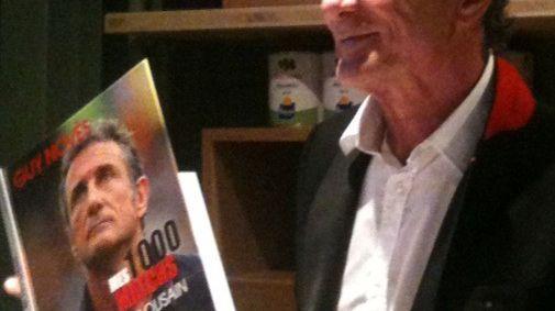 Guy Novès présente son livre
