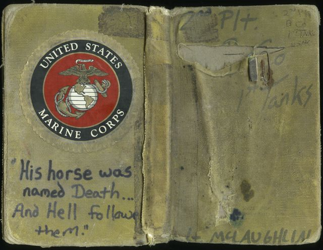 Le journal intime du Lieutenant Tim McLaughlin