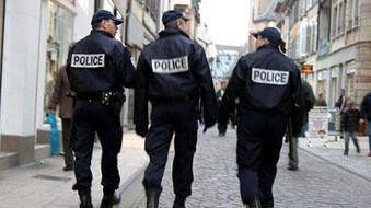 Patrouille de police ZSP