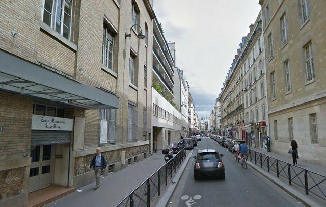 ecole maternelle 7e arrondissement Paris