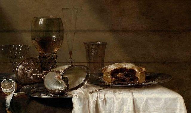 La Tourte au cassis - 1641 - W.C Heda