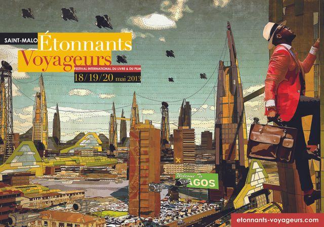 Festival Etonnants Voyageurs 2013