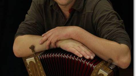 L'accordéoniste Samuel Le Hénanff