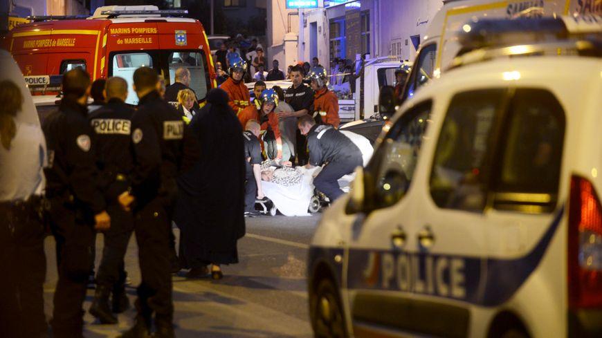 La victime a été prise pour cible alors qu'il circulait à bord de sa voiture