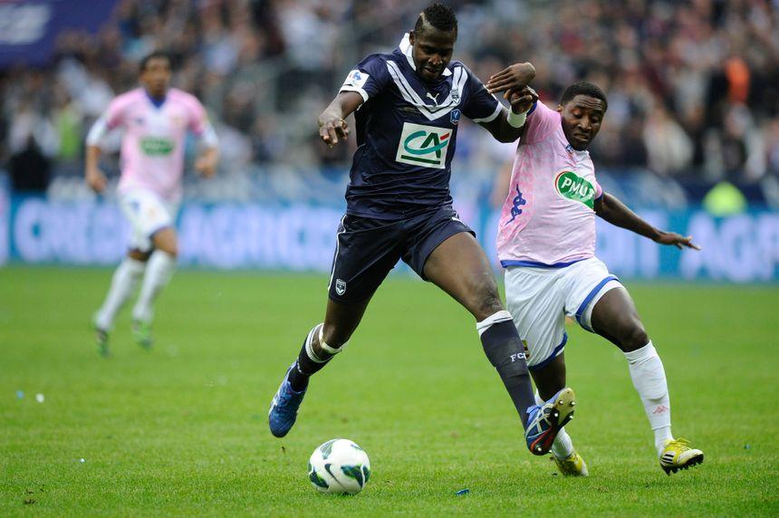 L'attaquant des Girondins, Cheick Diabaté