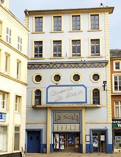 Le cinéma La Scala à Thionville