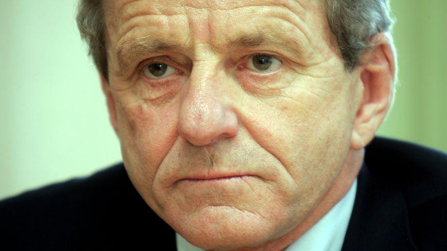 Alain Carignon en 2007 à Grenoble
