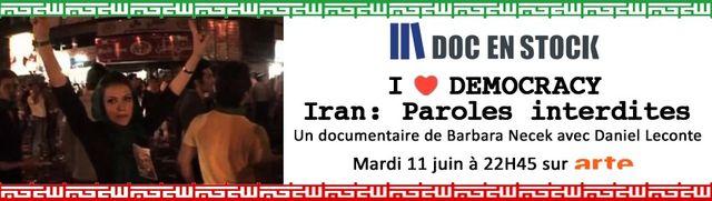 I love democraty iran