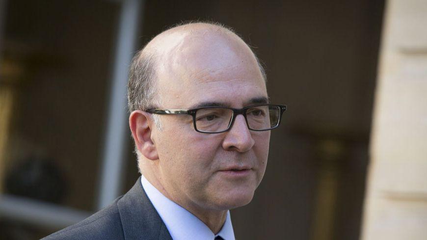 Pierre Moscovici sera entendu mercredi par la commission parlementaire.