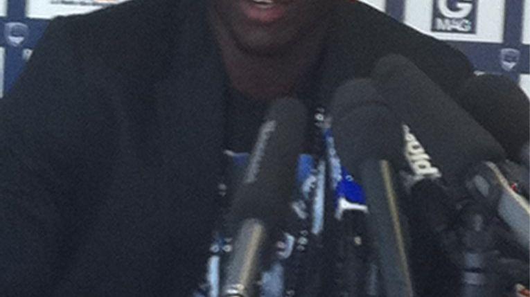 Lamine Sané pourrait vivre son dernier match sous le maillot des Girondins vendredi.