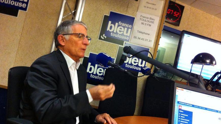 L'invité de France Bleu Toulouse matin: Pierre Cohen