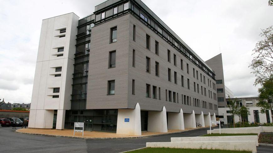 L'hôpital Sébastopol à Reims