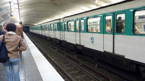 Couloir de métro