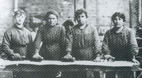 Une page d'histoire : Industries textiles des Ardennes