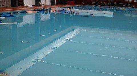 La piscine Bozon de Tours