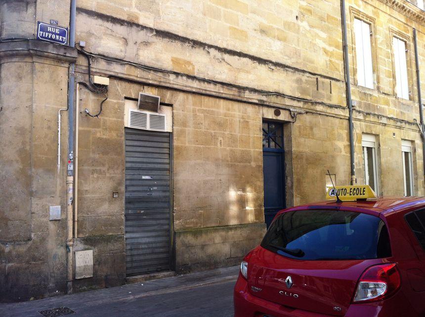 Rue Tiffonet, Bordeaux