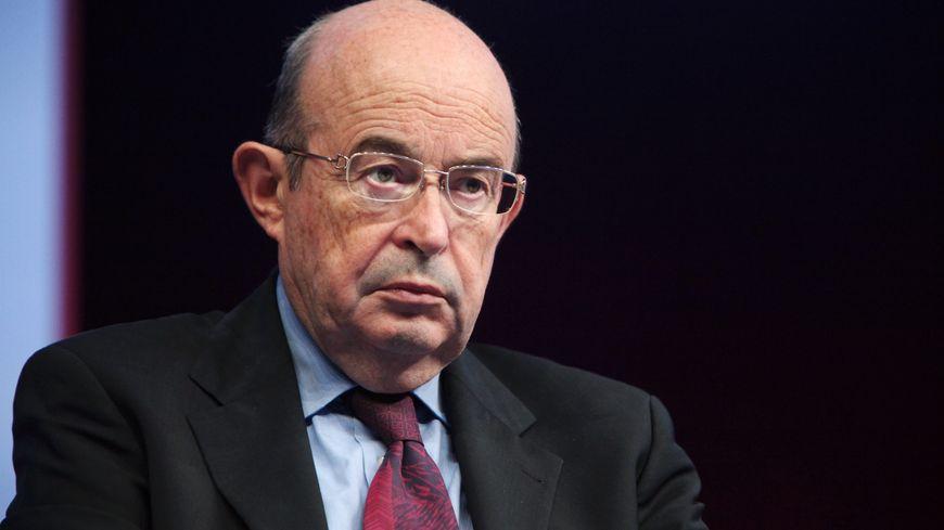 Jean Germain, le maire de Tours, en 2011.
