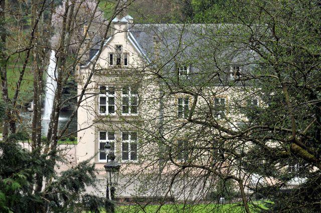 Château de Senningen où se trouvent les archives des services secrets du Grand Duché du Luxembourg