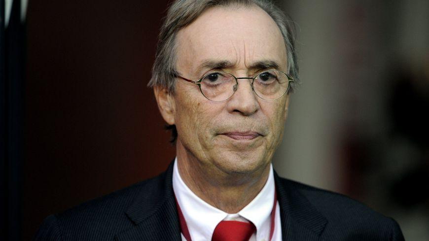 Michel Seydoux, le président du Losc