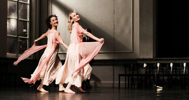 Tanztheater Wuppertal - Pina Bausch