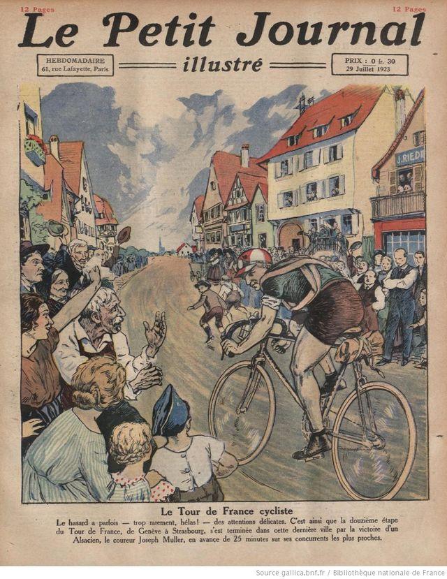 Petit Journal illustré 1912