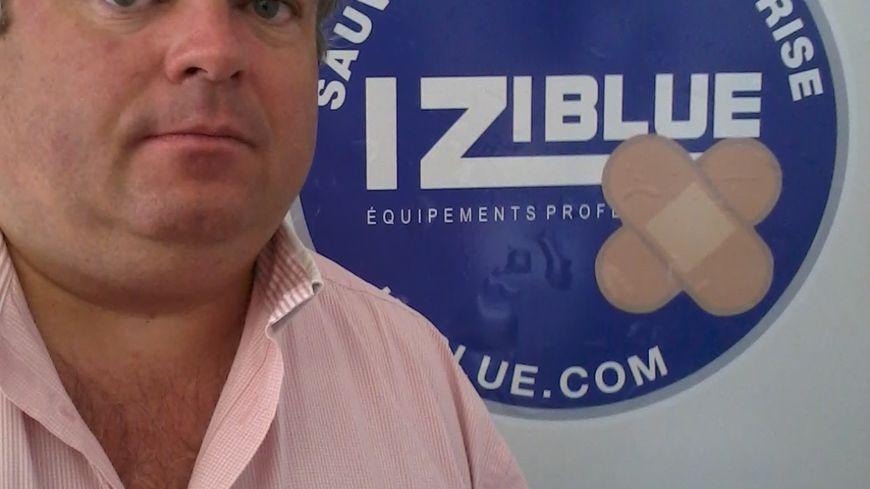 Michel Franchini, patron de la PME de Thionville