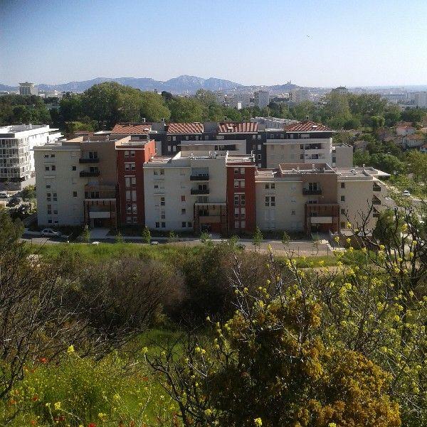 A Marseille, paysages urbains et ruraux s'entremêlent