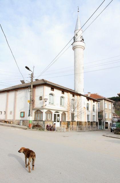 Le village de Gergana