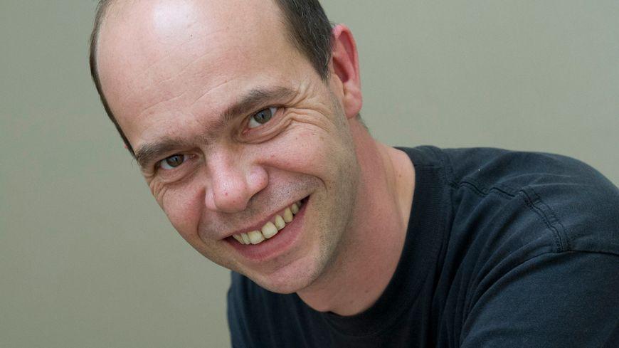 Arnaud Carré, journaliste sportif de France Bleu Gironde