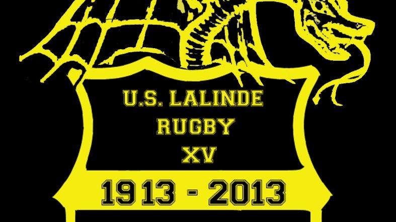Le club de rugby de Lalinde fête ses 100 ans d'existence