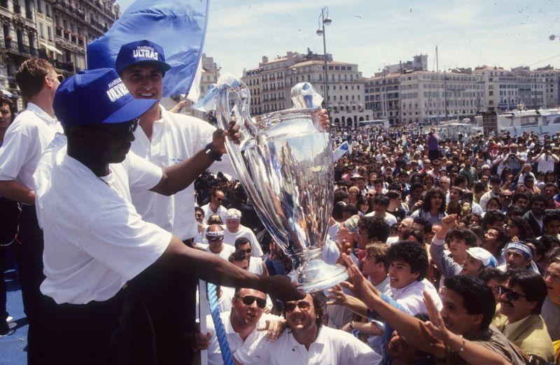 OM 1993 - La Coupe sur le Vieux-Port