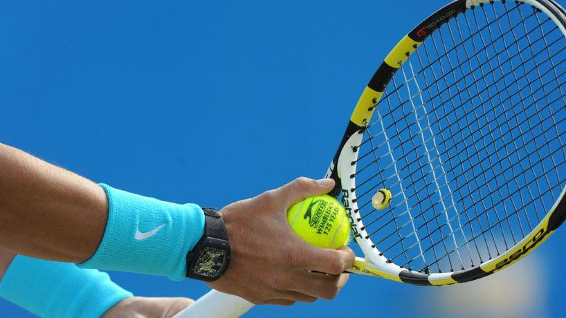 illustration tennis