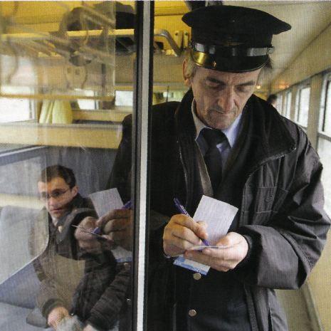 Controleur SNCF