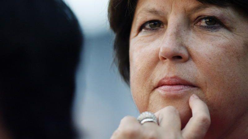 La maire de Lille avait été mise en examen pour homicides et blessures involontaire dans l'affaire de l'amiante.