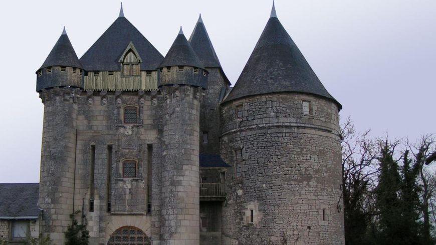 Chateau du Chillou Jaulnay