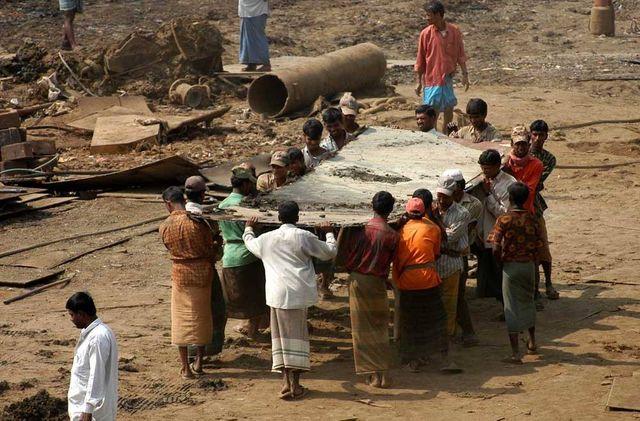 Chittagong, février 2006