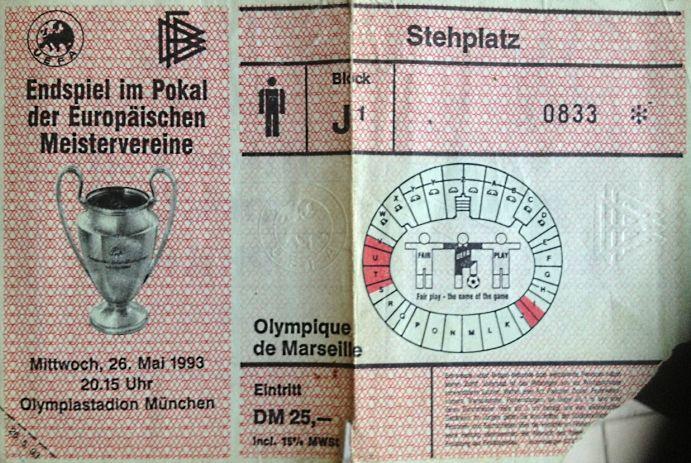 OM 1993 - Billet collector