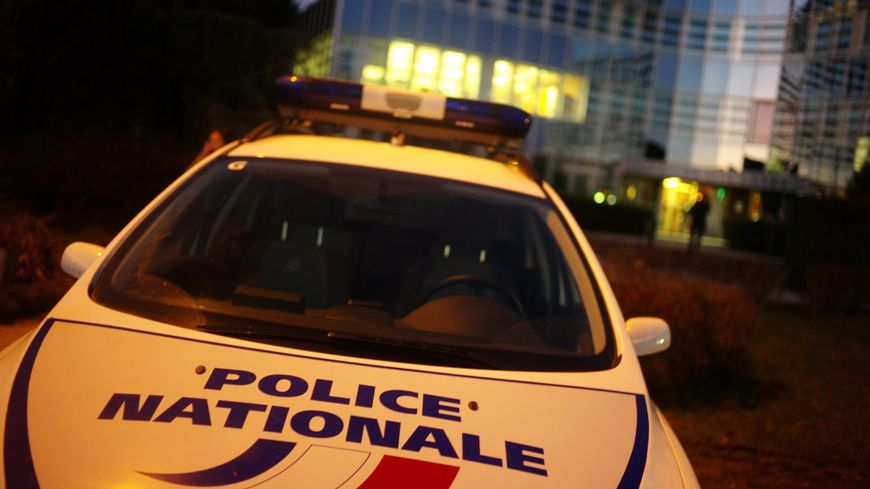 Clone of Police nationale Alsace fil rouge Lionel Krouch