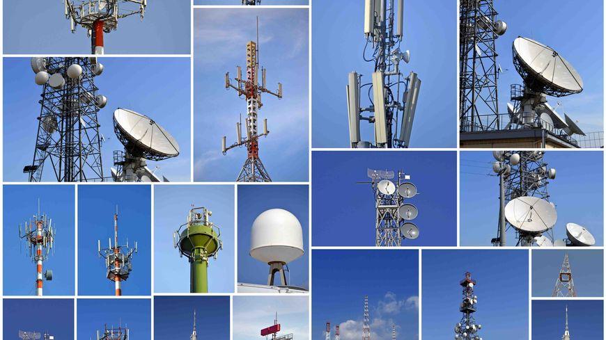 ondes antennes relais portable