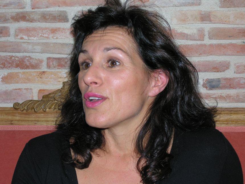 Sandrine Bourrreau