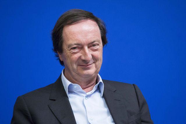 Michel-Edouard Leclerc, PDG des magasins E. Leclerc