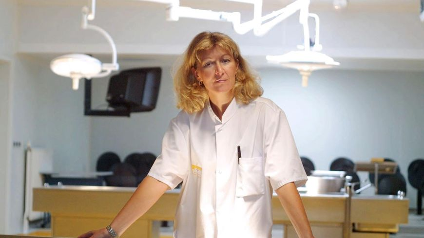 Dr Sophie Gromb