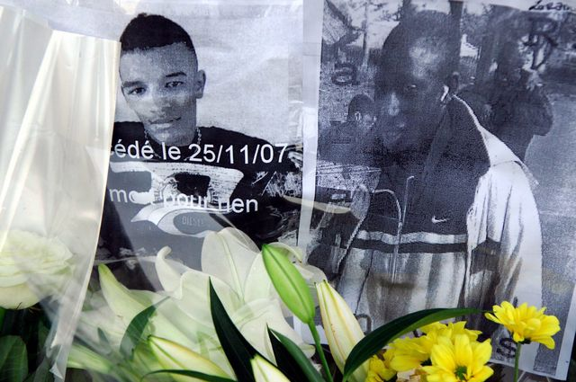 Moushin et Lakamy, morts à Villiers-le-Bel